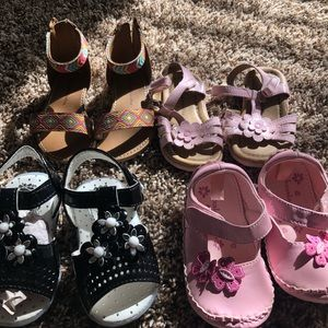 Other - Brand New Baby Girls Shoes